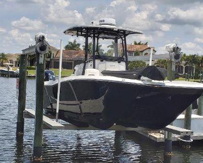 2020 Sea Cat 260 HB