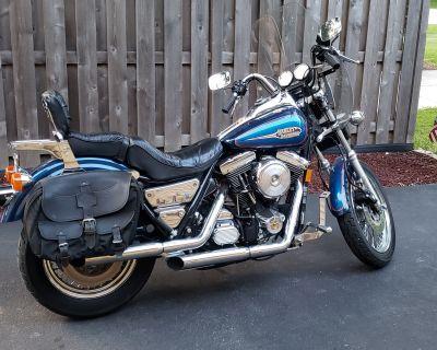 1992 Harley-Davidson DYNA CONVERTIBLE