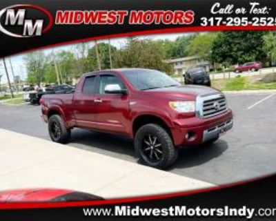 2007 Toyota Tundra Limited Double Cab 6.9' Bed 5.7L V8 4WD