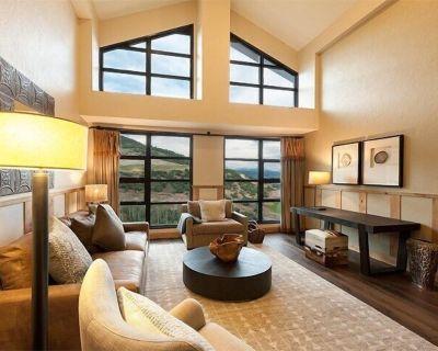 Luxury Penthouse + Personal Sauna | Enjoy Ski-in/Ski-out Access - Park City