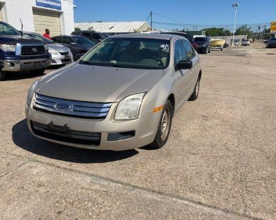 2007 FORD FUSION S 150191