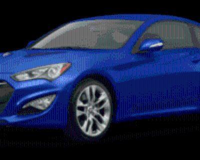 2016 Hyundai Genesis Coupe 3.8 R-Spec
