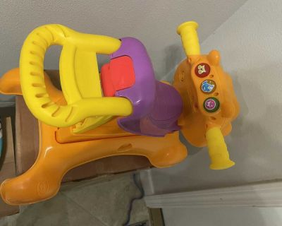 Toddler Walker and learn toy
