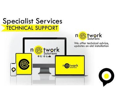 freelance, backup system installation