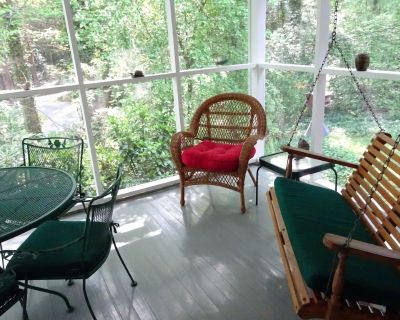 Cardinal Cottage, Great Location, Beautiful Setting, Private,Comfy,Wh. Squirrels - Horse Shoe