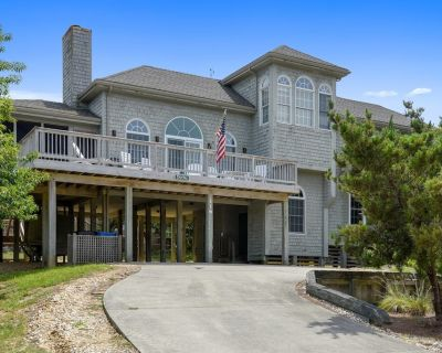 4 Bedroom Suites - about 2 Blocks to Beach Access The Dorrell at Ships Watch - Duck