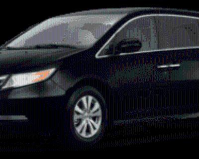 2017 Honda Odyssey SE