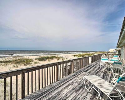 NEW! Sunny Gulf Shores Haven, 3 Mi to Fort Morgan! - Fort Morgan