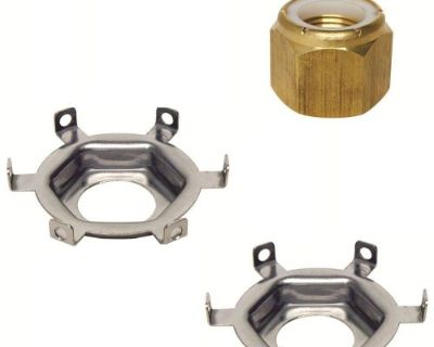 Prop Nut Kit For 70 Hp & Higher Mercury, Mariner Outboards 11-52707a1 18-3701