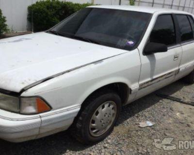 1990 Plymouth Acclaim