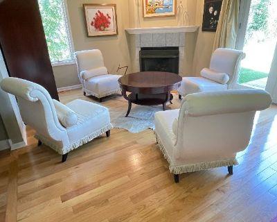 Superb High-End Burr Ridge ONLINE Estate Sale!