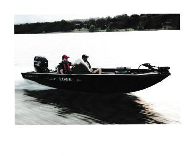 2022 Lowe Stinger ST175 Bass Boat