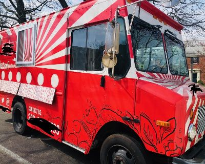 Turnkey Workhorse P42 Food Truck with New Kitchen in Alexandria, VA