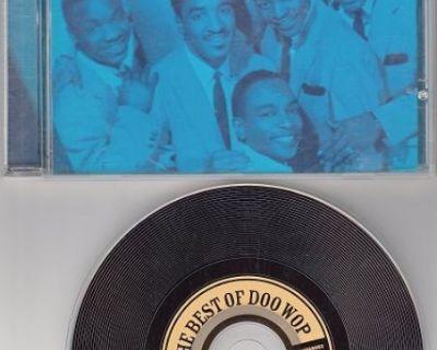 THE BEST OF DOO WOP ~ CD !