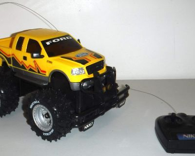 Nikko Ford 150 49Mhz RC - Remote Control Toy Monster Truck