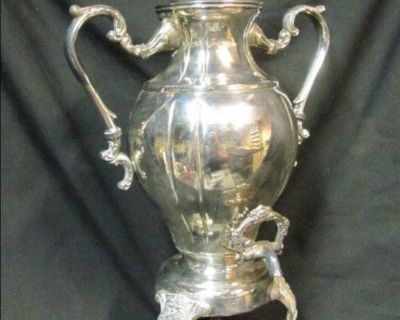 JUST Lowered! ~ Silver-plated Coffee Server