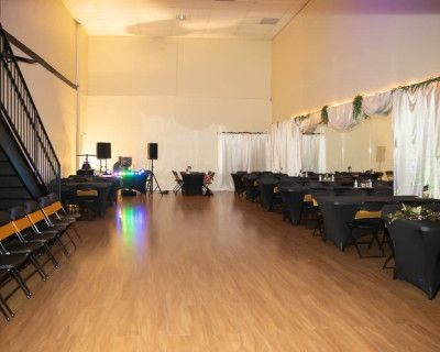 Eclectic & Intimate Event Space, Houston, TX