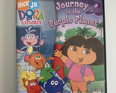 Dora journey to the purple planet GameCube