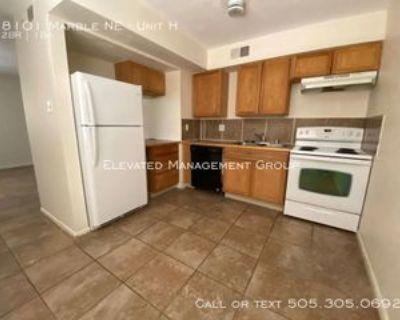 8101 Marble Ave Ne #H, Albuquerque, NM 87110 2 Bedroom Apartment