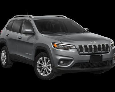 New 2021 Jeep Cherokee Latitude Plus 4WD