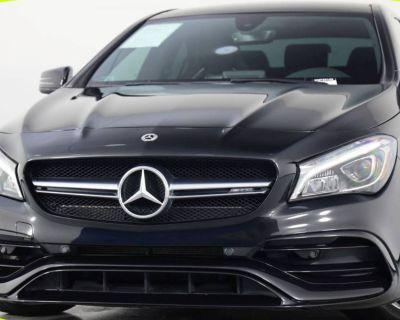 2019 Mercedes-Benz CLA AMG CLA 45