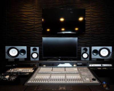 Deluxe Recording Studio near BUCKHEAD, Atlanta, GA