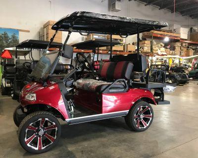 2021 Evolution EV Classic 4 AC Pro Lithium Electric Vehicles Rogers, MN