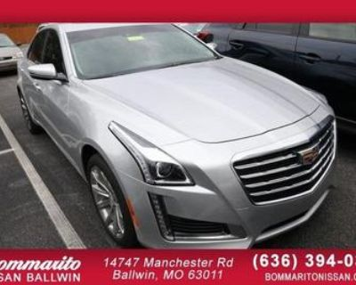 2019 Cadillac CTS 2.0L Turbo Luxury