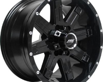 Offroad Wheels (NEW) Set of 4 BBY Byte 17x9 6x5.5