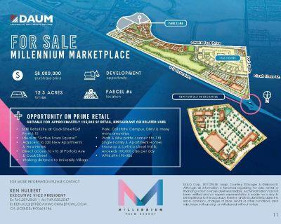 The Millenium - Palm Desert: Parcel #6