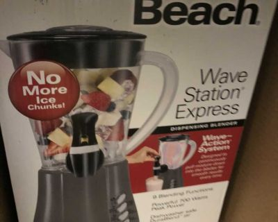 Hamilton Beach Wave Station Express