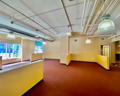 Airy Open Meeting Spaces w/ Offices South of Market, San Francisco, CA
