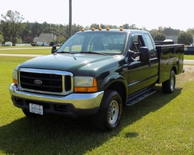 2000 Ford F-350 Chassis XLT