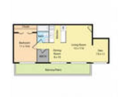Madison Gardens - One Bedroom w/Den