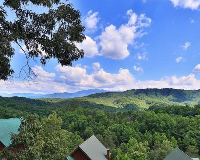 Heavenly View; Close to the Parkway in Pigeon Forge - Pigeon Forge