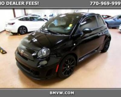 2016 FIAT 500 Abarth Hatch