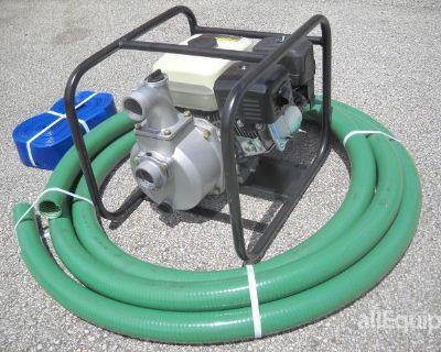 Cormac WB20CX 2 in Water Pump - Unused