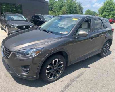 2016 Mazda CX-5 Grand Touring w/Technology Package