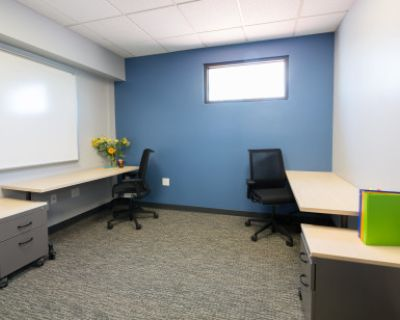 3-Person Private Office in The Pruneyard, Campbell, CA