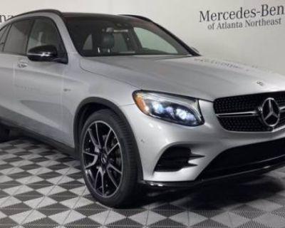 2019 Mercedes-Benz GLC AMG GLC 43