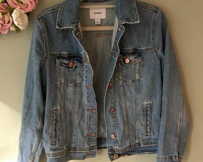 Jean jacket size M
