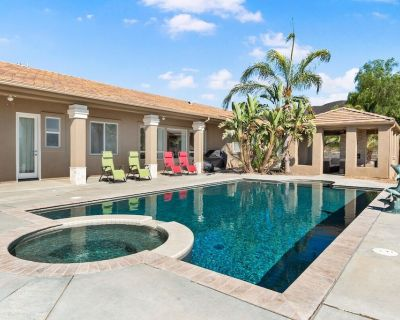 Wine Country Views, Opulent Outdoor Kitchen & Pool! By De Portola Wine Trail - Temecula