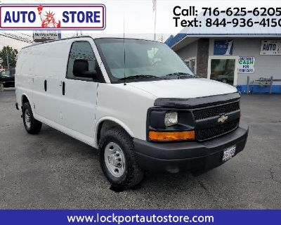 Used 2008 Chevrolet Express 2500 2500 Cargo