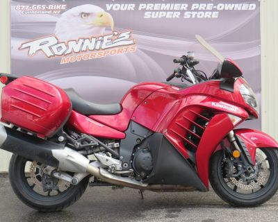 2014 Kawasaki Concours 14 ABS Supersport Touring Guilderland, NY