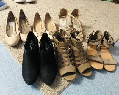 Shoes Size 8 to 81/2