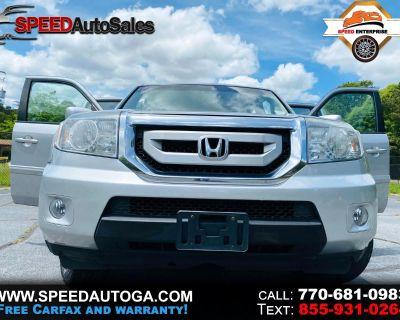 2011 Honda Pilot EX 4WD 5-Spd AT