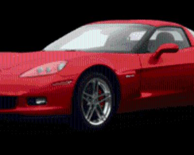 2007 Chevrolet Corvette Z06 Coupe