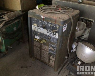 Lincoln TIG 300/300 Electric Welder