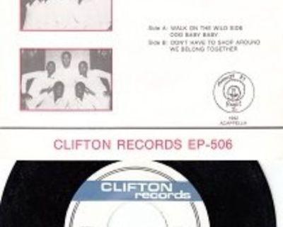 PRIME ~ Mint-RARE EP w/45 !