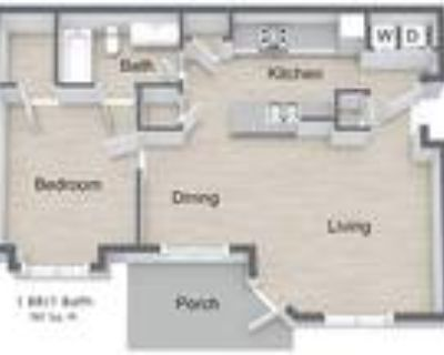 Leyland Pointe Apartments - One Bedroom